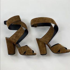 Saint Laurent Wrap Heels